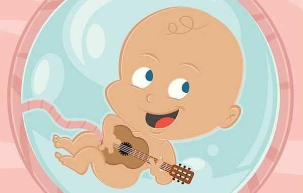 развитие малыша во время беременности