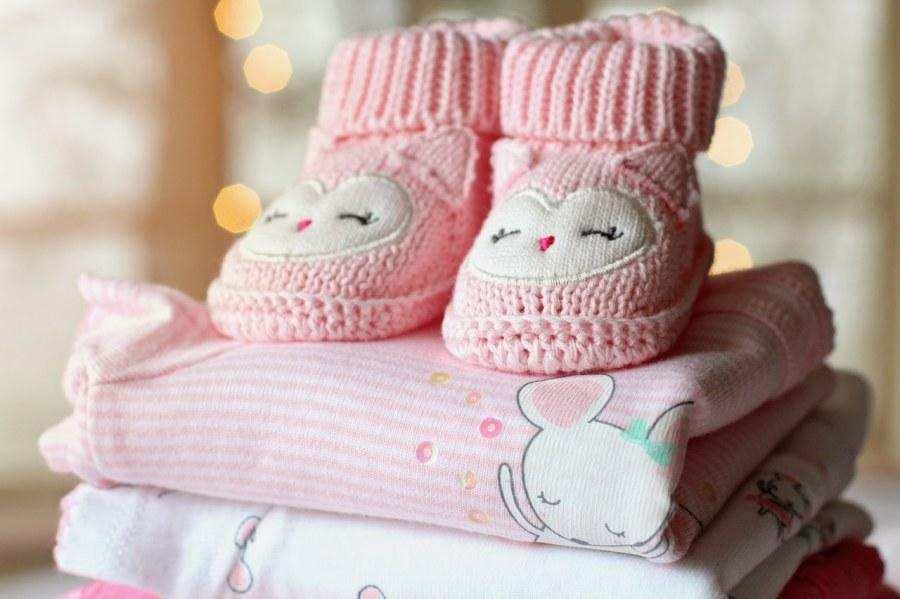 первая обувь ребенку