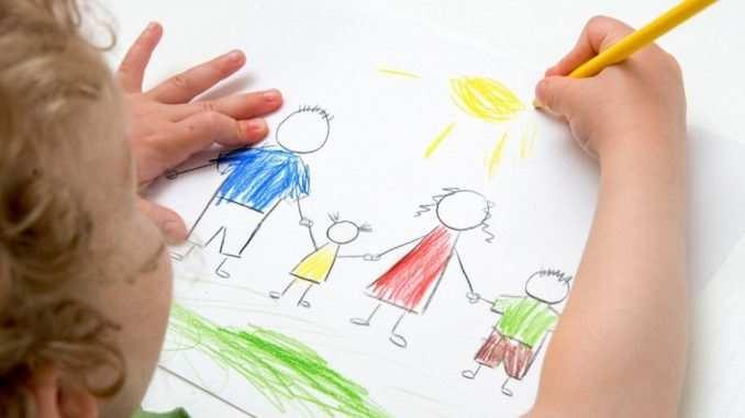 расшифровка детского рисунка
