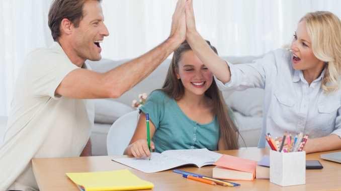 заставить ребенка хорошо учиться