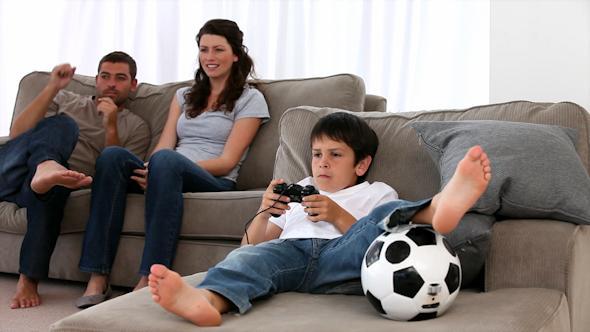 зависимость от видеоигр