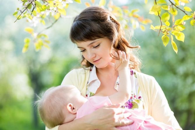 беременность и грудное вскармливание признаки