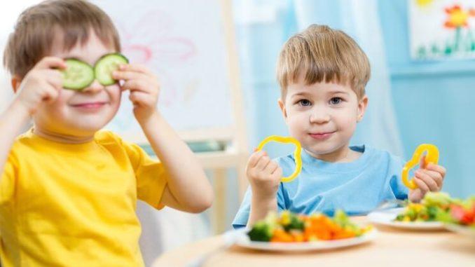 этапы питания детей