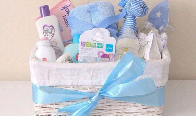 бесплатные подарки для новорожденных