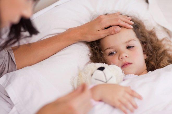 причины частых болезней у ребенка