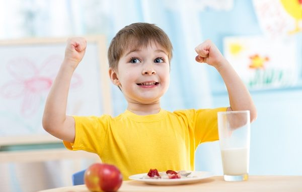 иммунитет ребенка факты исследования