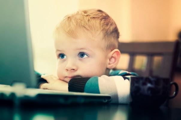 фото детей в социальных сетях