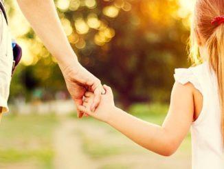 ребенок и родитель