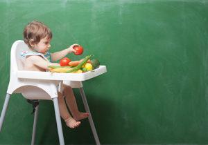 Питание ребенка в год: меню малыша