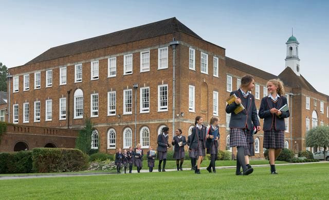 школа в Великобритании