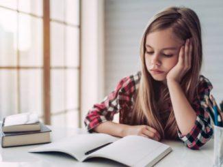 ребенок не делает уроки