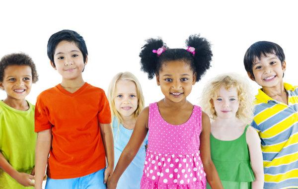 дети разных народов фото