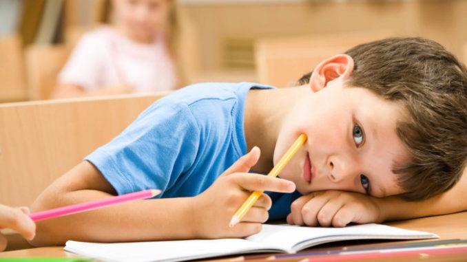 фото мальчика в школе