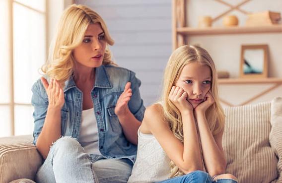 подросток с мамой фото