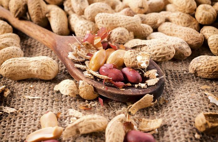 арахис для ребенка