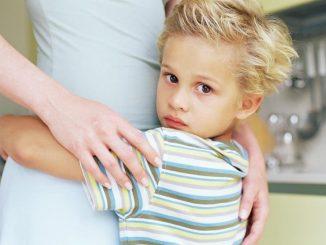 стресс у малыша фото