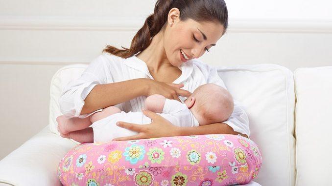 грудное вскармливание - польза для матери