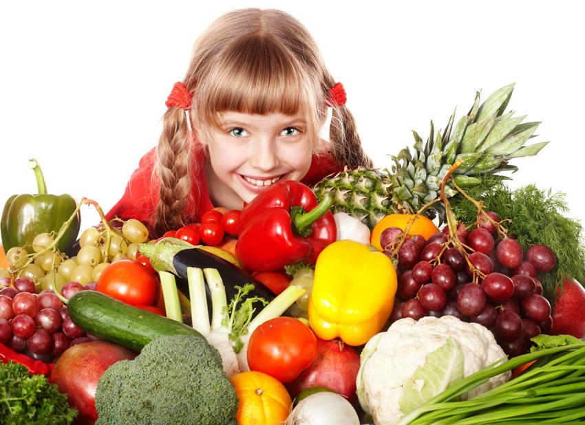 исследование на тему питания