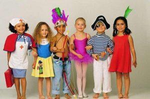 дети и воспитание разных стран