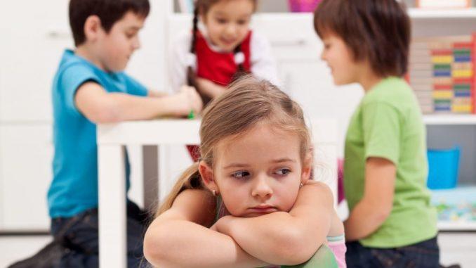 ребенок не хочет общаться