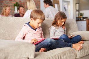 Дети и социальные сети: объясняем ребенку правила