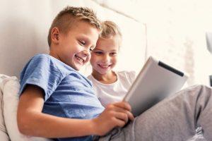 Дети и конфиденциальность в Интернете
