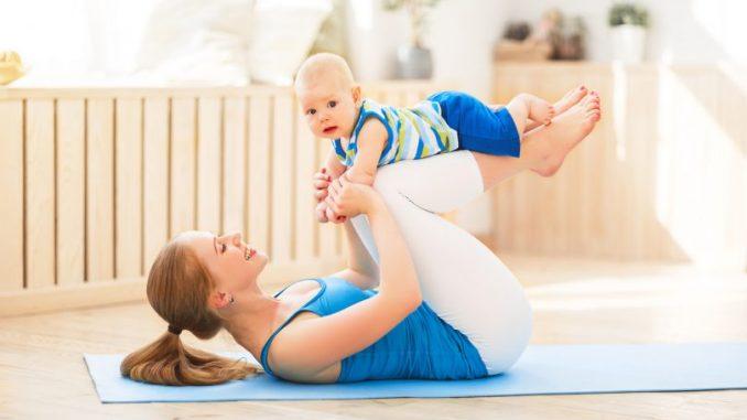 Вес после родов можно восстановить, если понимать как правильно это делать.