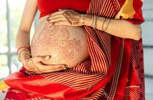 Можно ли делать татуировку во время беременности