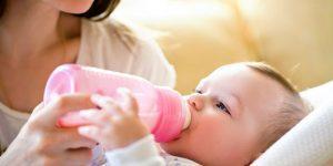 Рюфлюкс у детей первого года жизни: причины, как уменьшить количество срыгиваний