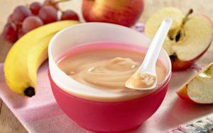 Первый прикорм: введение фруктов в рацион питания детей