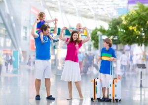 Семейный отпуск: как не потерять ребенка в другом городе